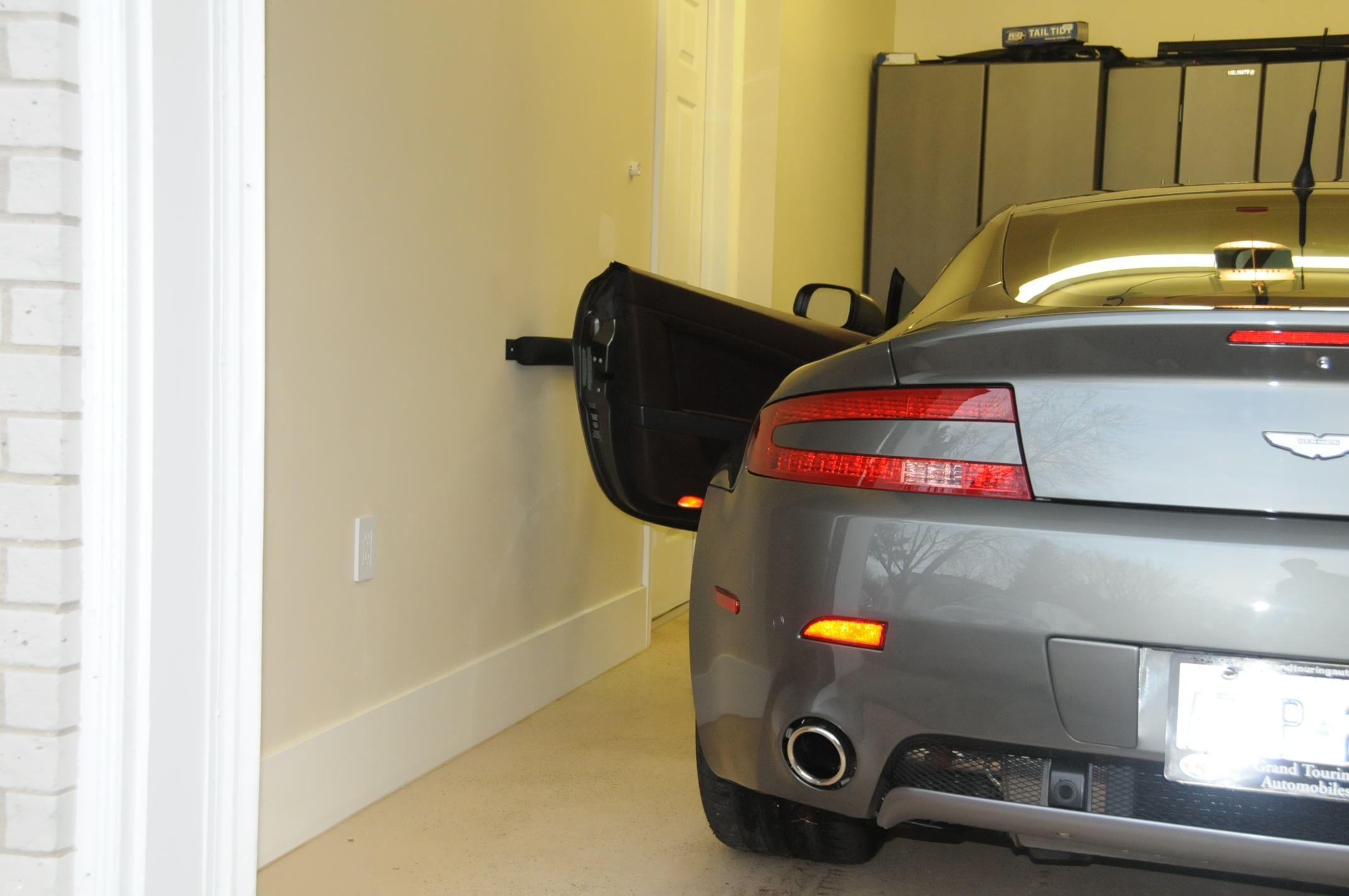 Protektor Schutzleiste Garagenwand Doordefender Webshop