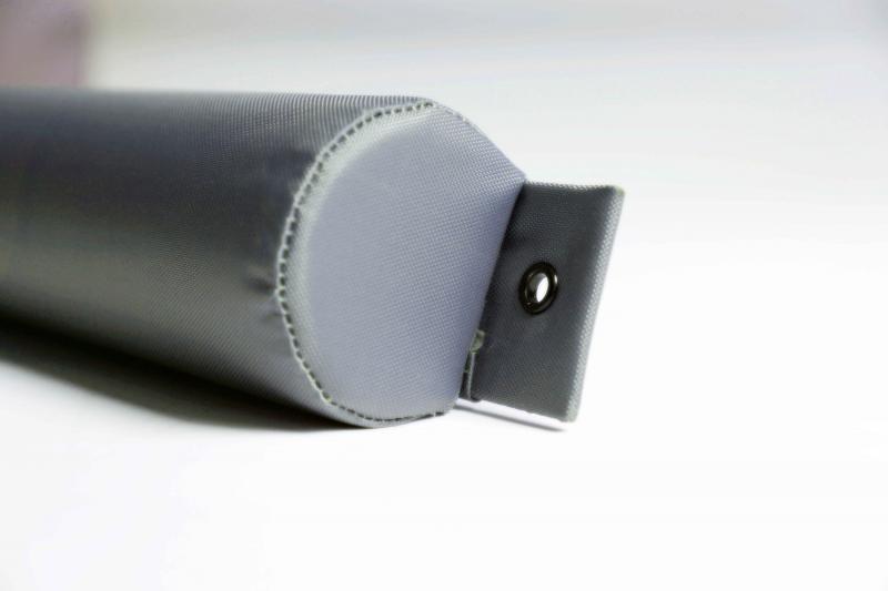 garagenschutz 50 cm dunkelgrau doordefender webshop. Black Bedroom Furniture Sets. Home Design Ideas